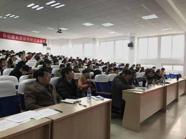 南昌市高中数学教师同课异构教研