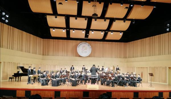 我校在江西省第五屆合唱暨首屆學