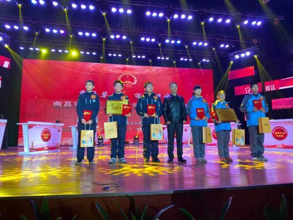 我校代表隊榮獲南昌市第三屆青少
