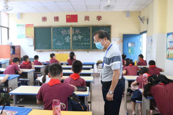 學校安全無小事 督導檢查促提升